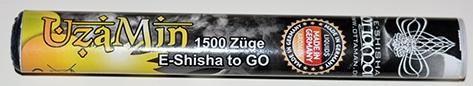 UzaMin E-shisha